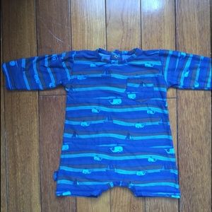 UV skins 6-12m sunzie swimsuit UPF 50+